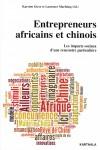 Titelblatt Entrepreneurs africains et chinois